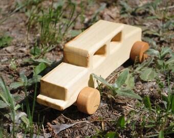 Car toy-Car-wooden car toy-wood car-waldorf car-Hummer car- car toys Hummer-automobile toy