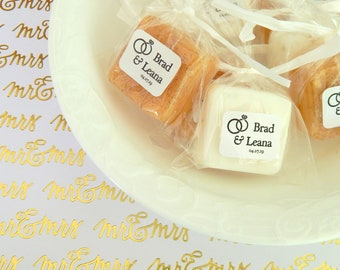 Wedding Ring Label Guest Soap Wedding Favor Ring Bridal Shower Favor Wedding Gift for Guests Wedding Party Favor Wedding Favour Shower Favor