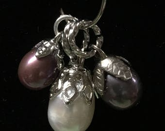 Freshwater Pearl Solitaire Pendant