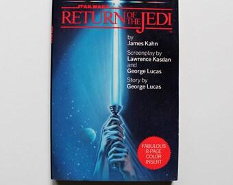 Star Wars Return of the Jedi Paperback 1983