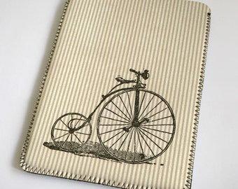 Bicycle - Velocipede - iPad Case - iPad Sleeve - iPad Cover