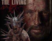 Walking Dead Rick - A3 Si...