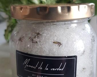 Lavender Body Scrub - 4oz