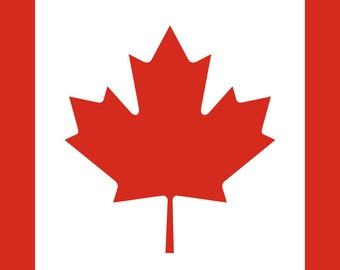 2018 Canada Day Temporary Tattoos July 1st
