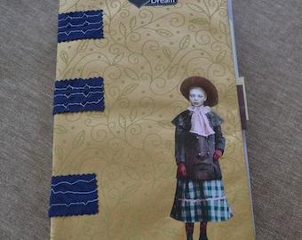 Extra Large Paper Bag Scrapbook Journal