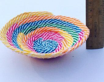 Fabric bowl