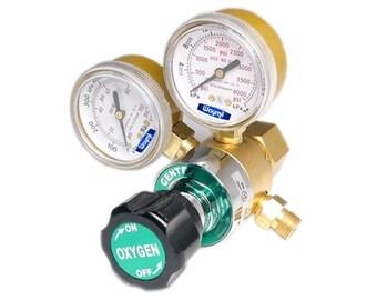 Oxygen Adjustable Tank Regulator Tip For Gentec Little Torch Jewelry Soldering Tools WA 914-187