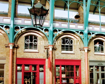 Photo Print - Covent Garden, London