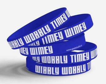 Wibbly Wobbly jelly bracelet