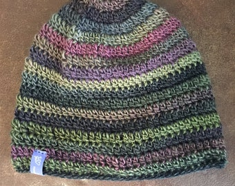 Crochet Adult Beanie