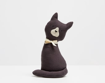 Cat soft toy/ home decoration