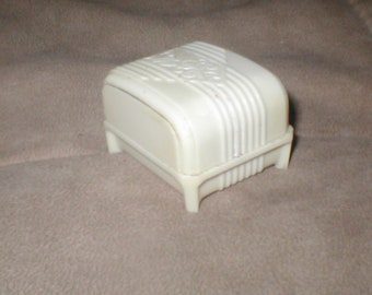 Vintage Bakelite Ring Box