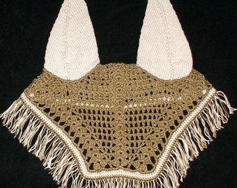 Fabulous Horse ear bonnet PATTERN.PDF/ Horse hat / horse ear net / XE21