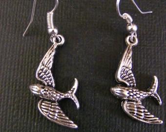 Swallow Earrings 3