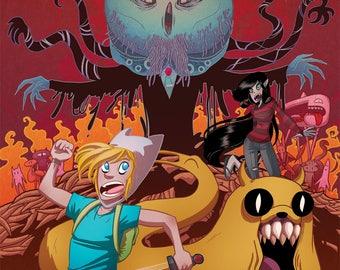 Adventure Time MINI POSTER