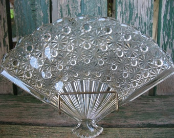 Vintage Glass Fan
