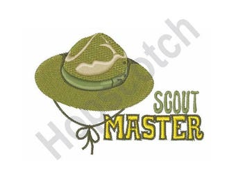 Hat - Machine Embroidery Design