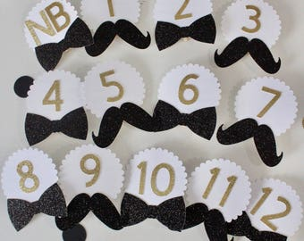 Little man, little man birthday, little man decorations, mr. onederful, onderful birthday, cake smash decor, onederful banner, cake topper