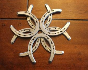 Horseshoe snowflake