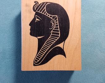 Judi Kins - Egyptian Pharaoh - Rubber Stamp