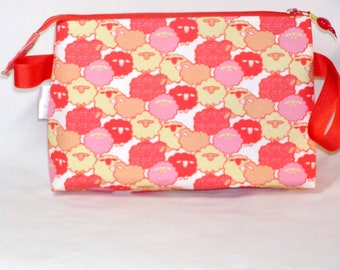 Sheep Shapes Tall Mia Bag - Premium Fabric