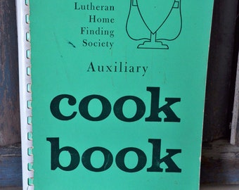 Lutheran Home Finding Society Iowa Cookbook