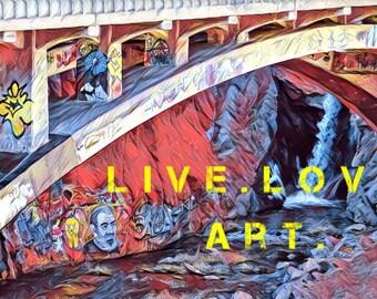 Live Love Art