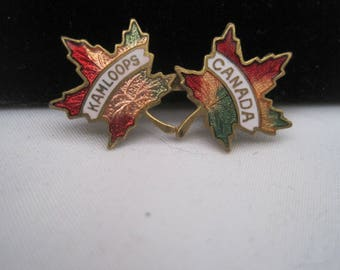 Kamloops Canada Pin