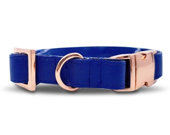 Royal Dog Collar in Rose Gold Hardware