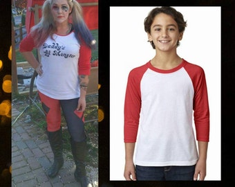 Harley quinn daddy's little monster shirt