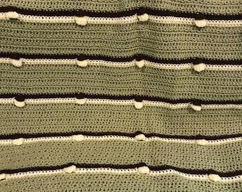 Baby Afghan, Crochet Afghan, Crochet Baby Afghan