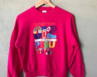 United colors of Benetton pullover sweatshirt