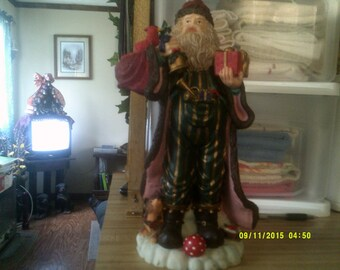 Cedar Creek Collection Collectible Santa