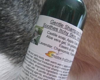 Pet Shampoo, Irritated Skin Care, Dog Care, Gentle Bath Soap, Dr. Bronner's Castile, Aloe