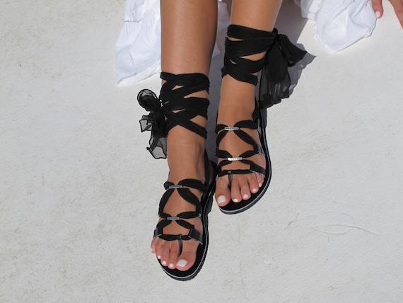 Sandale En Caoutchouc Veau Italien Eva Patron Unique 9w3t7AZlCA