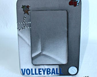 Can You Dig It? Volleyball Frame