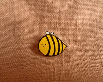 Bumble Bee Gifts, Bumble Bee Pin Brooch, Bee Jewelry Pin, Bee Pin Brooch, Kawaii bee, Cute Bee Pin, Cute Bee Stuff, Bees Pin, Bee Brooch,