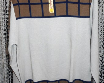 RARE Vintage  Sweater   60's    *LORD JEFF*     Never Worn,      Still with tags On It