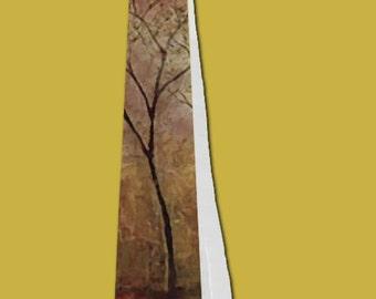Fall Trees Neck Tie, mens necktie, mens tie, clothing, mens accessories,