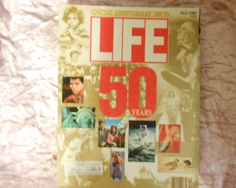 Life Magazine Special Anniversary Issue 1936-1986