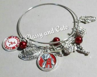 Alabama Expandable Bracelet