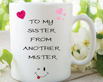Birthday Wishes Ideas Sister ~ Sister from another etsy