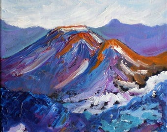 Volcanic Cone by Ojo Caliente   Abiquiu Taos Santa Fe Sacred Mesas Pedernal Volcanoes Northern New Mexico Taos Santa Fe Sacred Landscape