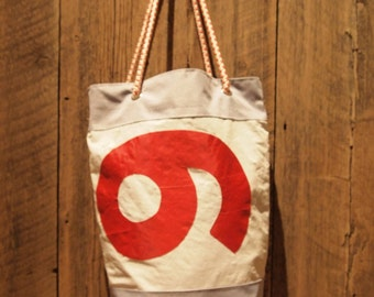 Recycled sail Tote