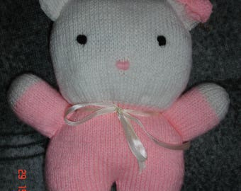 My Hello Kitty pink blanket