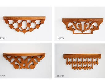 Decorative Shelf for the bathroom vanity, bedroom, living room, or kitchen