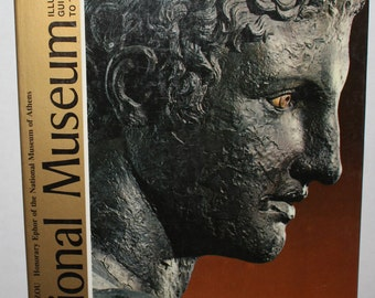 National Museum of Athens - Illustrated Guide 1994