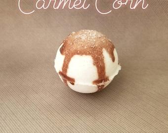 Carmel Corn Bath Bomb