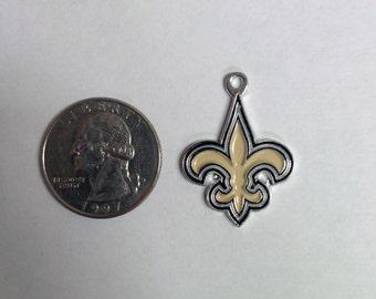 New Orleans Saints NFL Logo Charm