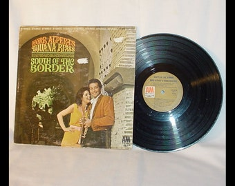 Herb Alpert South of the Border 1964 LP Vinyl Record